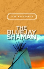 The Bluejay Shaman new cover
