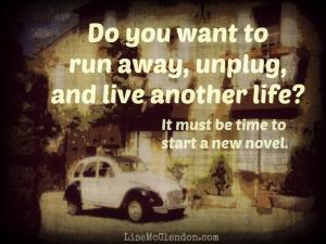 Run AWAY quote