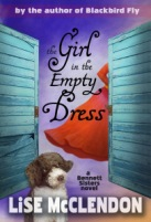 Girl in the empty dress