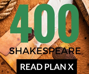 Shakespeare's 400th